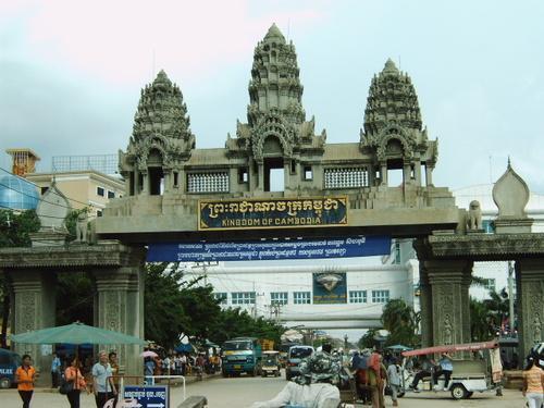Poipet Cambodia  city pictures gallery : Poipet, Cambodia.