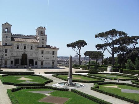 Villa Medici villa medici rome piazza trinita dei monti