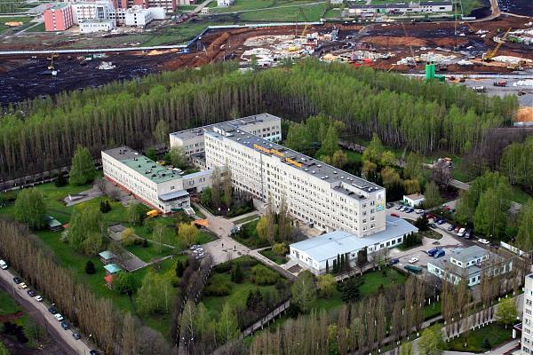 Городская больница 1 им н.и пирогова в севастополе