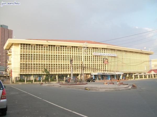 Bureau of immigration manila