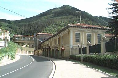 Hospital psiqui trico san juan de dios arrasate mondrag n for Servicio tecnico fagor burgos