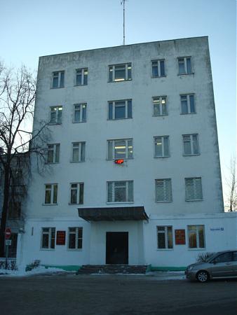 Конструкторское бюро туполева - 57c6