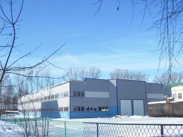 На фабрике нетканых материалов нипромтекс запущена новая технологическая линия