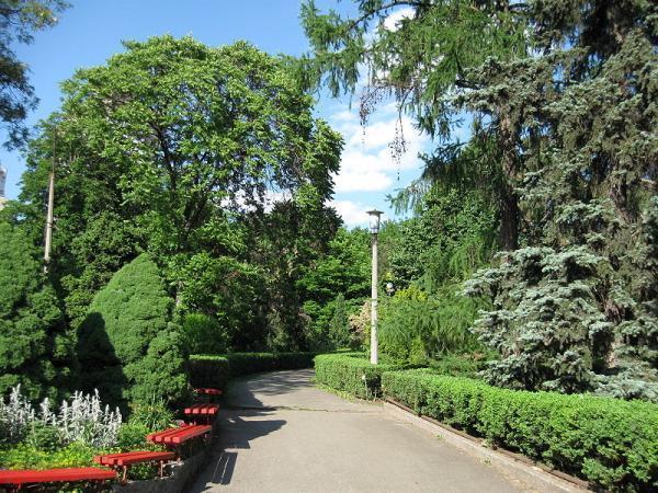 Ботанічний сад ім академіка о в