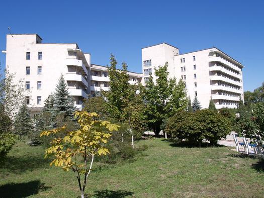 Cahul Moldova  city photos : Sanatoriul