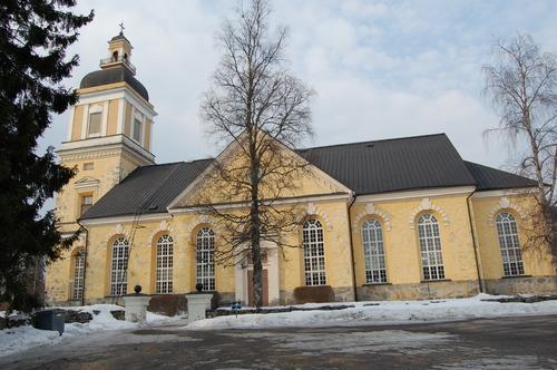 Kirkkoherranvirasto Helsinki