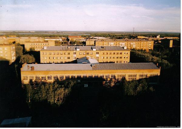 Гимназия №2 бывшая эфш школа №12