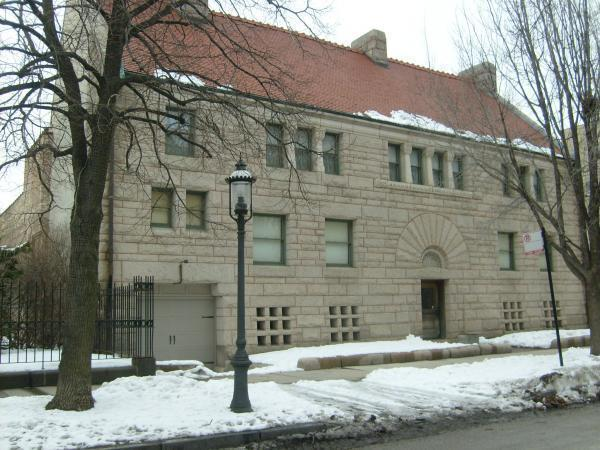 Glessner house chicago illinois for Glessner house