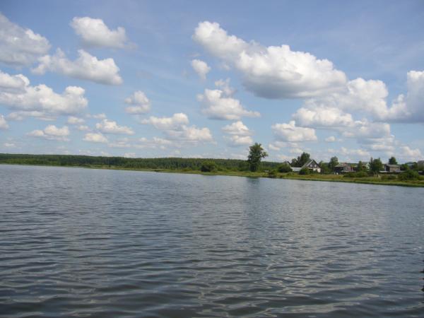 рыбалка в бабурино владимирской области