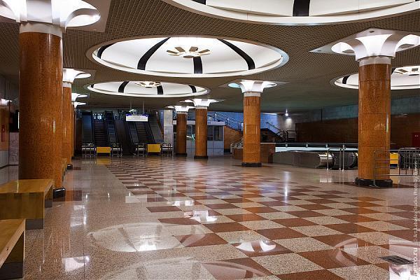 парк победы метро фото
