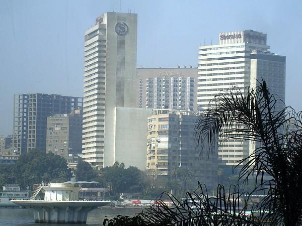 Sheraton Cairo Hotel Casino