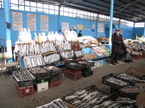 астрахань рыболовный рынок