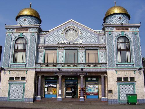 Aziziye Mosque - London