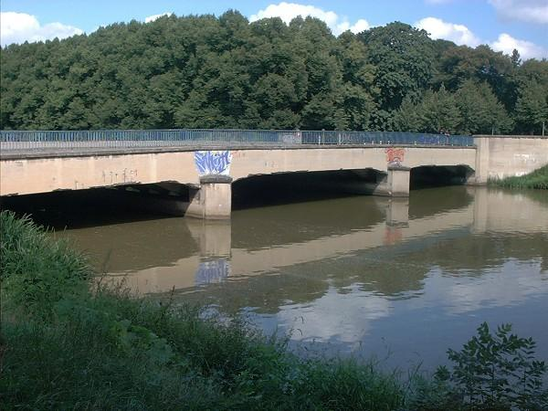 Volkspark Küchenholz Leipzig ~ sachsenbrücke leipzig
