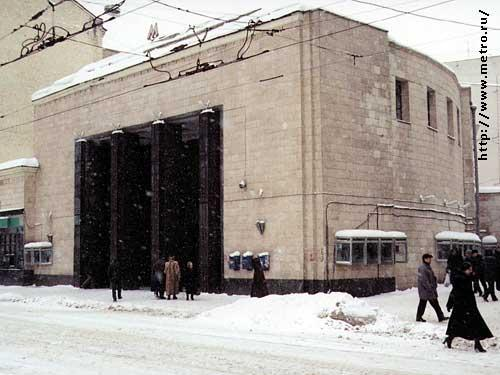 Сервисный центр по ремонту холодильников около станции метро Бауманская.
