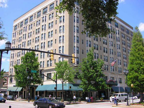 Dempsey Apartments Macon Ga