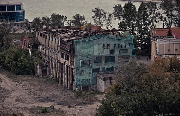 бывшая полицейская улица в городе омске: