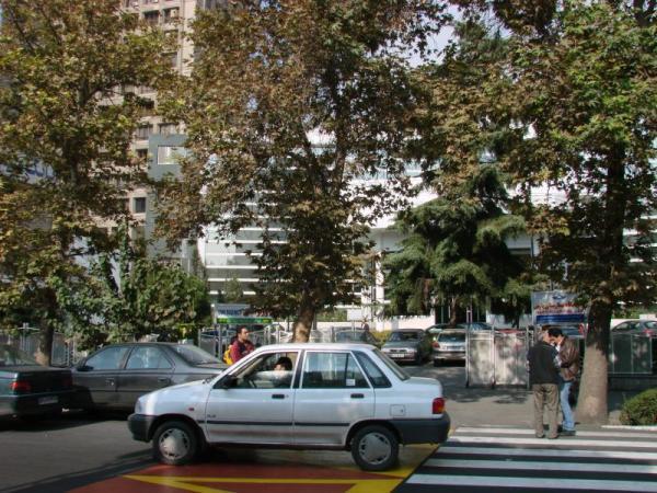 عکس تهران پارس