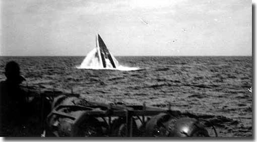 Wreck Of U 515
