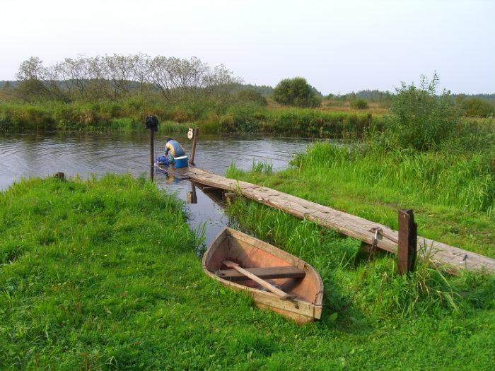 рыбалка на озерах хвойнинского района