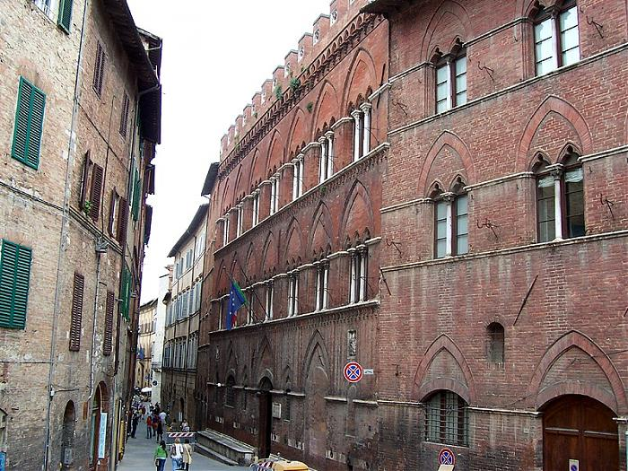 Pinacoteca Nazionale Pinacoteca Nazionale di Siena
