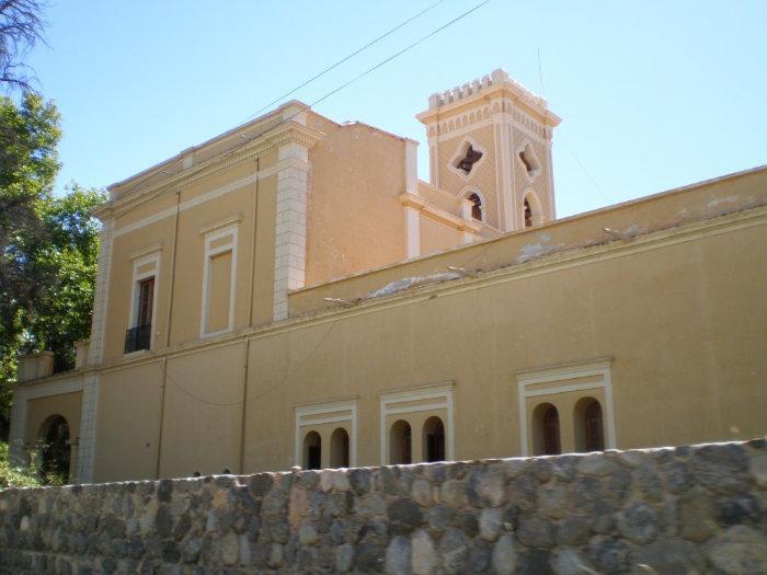 Hotel la casa de la bodega wine boutique hotel for Hotel la bodega
