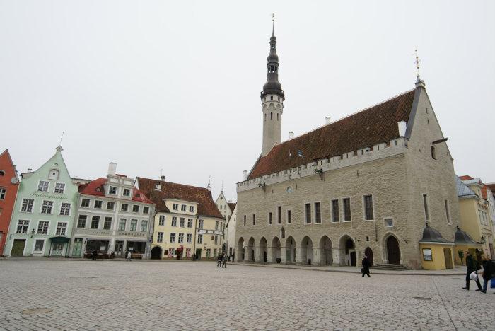 Hotel Tallinn Vieille Ville
