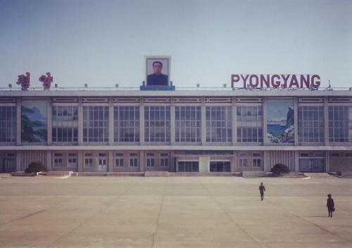 Pyongyang Sunan International Airport Fnj Zkpy Pyongyang
