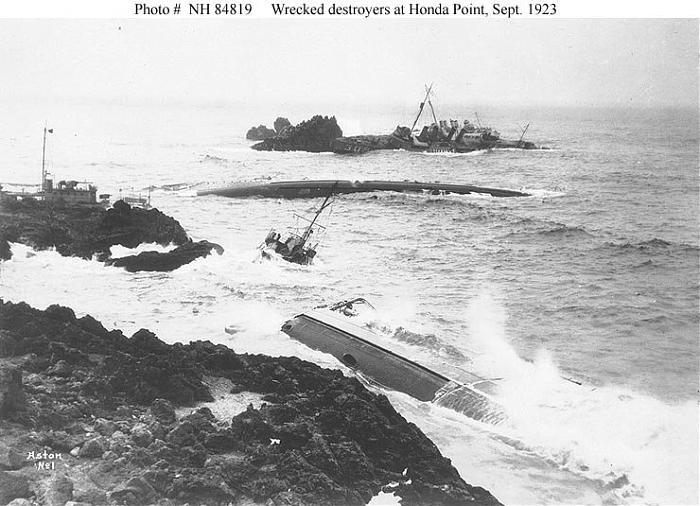 Honda Thousand Oaks >> Wreck of USS Delphy (DD-261)
