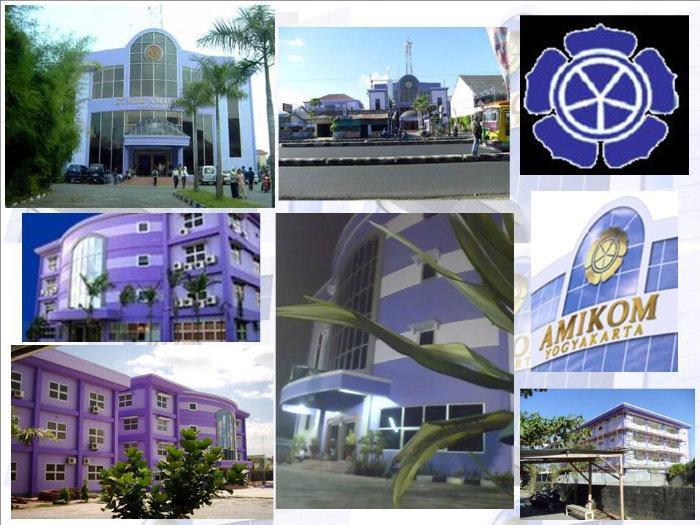 STMIK Amikom Yogyakarta - Condong Catur