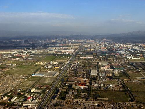 Аэропорт Урумчи Дивопу