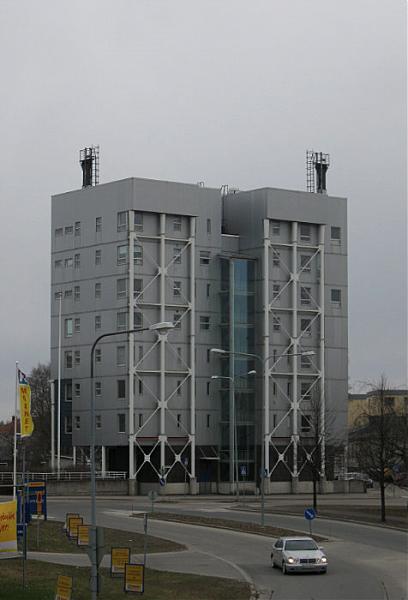 Terästalo  Tampere