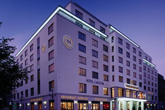 Sheraton carlton hotel n rnberg nuremberg for Nurnberg hotel