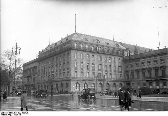 Hamburg Hotel Eden