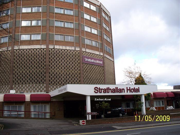Hallmark Hotel Birmingham Strathallan Birmingham