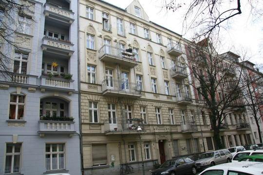 Mehrfamilienhaus ge lerstra e 6 berlin for Mehrfamilienhaus berlin