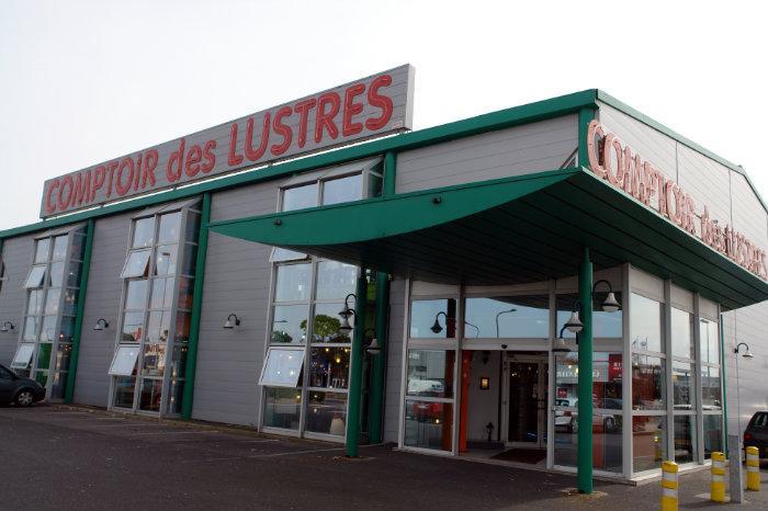 Comptoir Des Lustres Nantes
