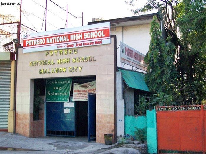Antipolo national high school hagdanan scandal - 5 1