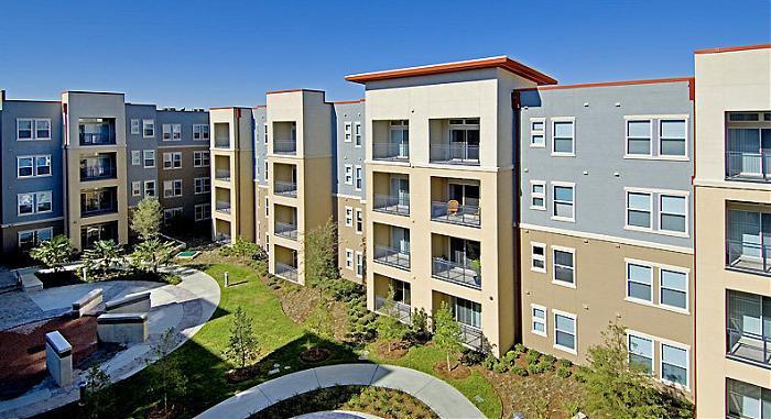 Alta design district dallas texas apartment building for Apartment design district dallas