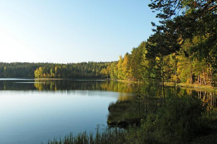 приозерский щучье озеро рыбалка