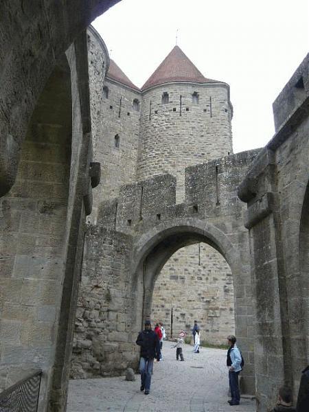 Porte narbonnaise deutsch stadttor for Porte narbonnaise