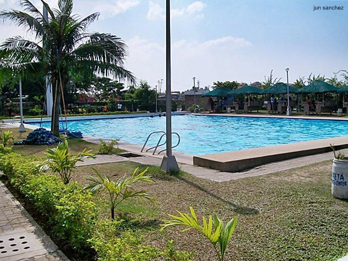 Swimming Pool 1 (Oreta Sports Complex) (Malabon City)