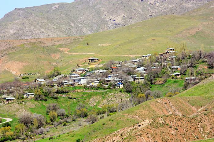 روستای لهران طالقان
