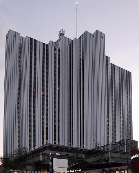 pullman montparnasse hotel