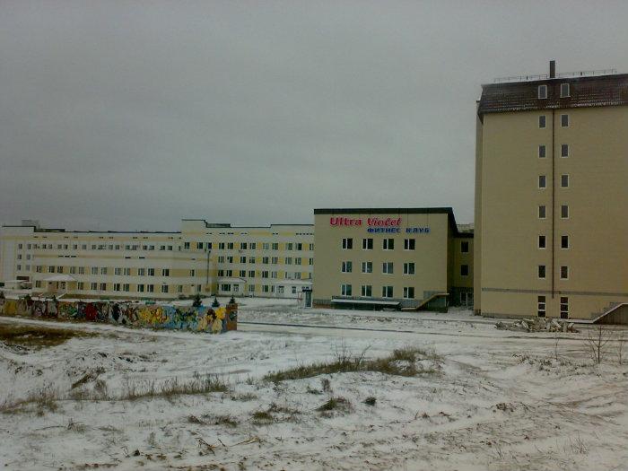 Медицинский центр у областной больницы ярославль