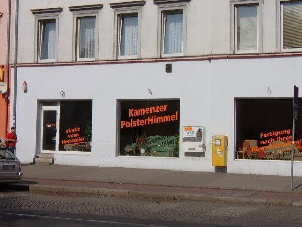 Kamenzer Polstermöbel - Dresden | Geschäft, Möbelhaus
