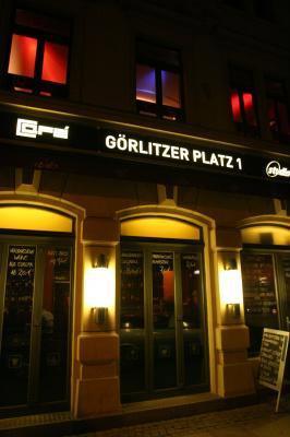 Cafe Görlitzer Platz Studiobar Dresden Café Bar