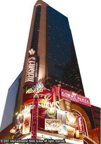 Crowne Plaza Times Square Hotel New York City New York