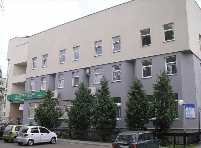 Генеральная уборка в инфекционной больнице