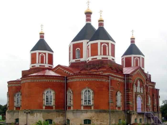 Церковь иверской иконы божией матери ...: pictures11.ru/cerkov-iverskoj-ikony-bozhiej-materi.html